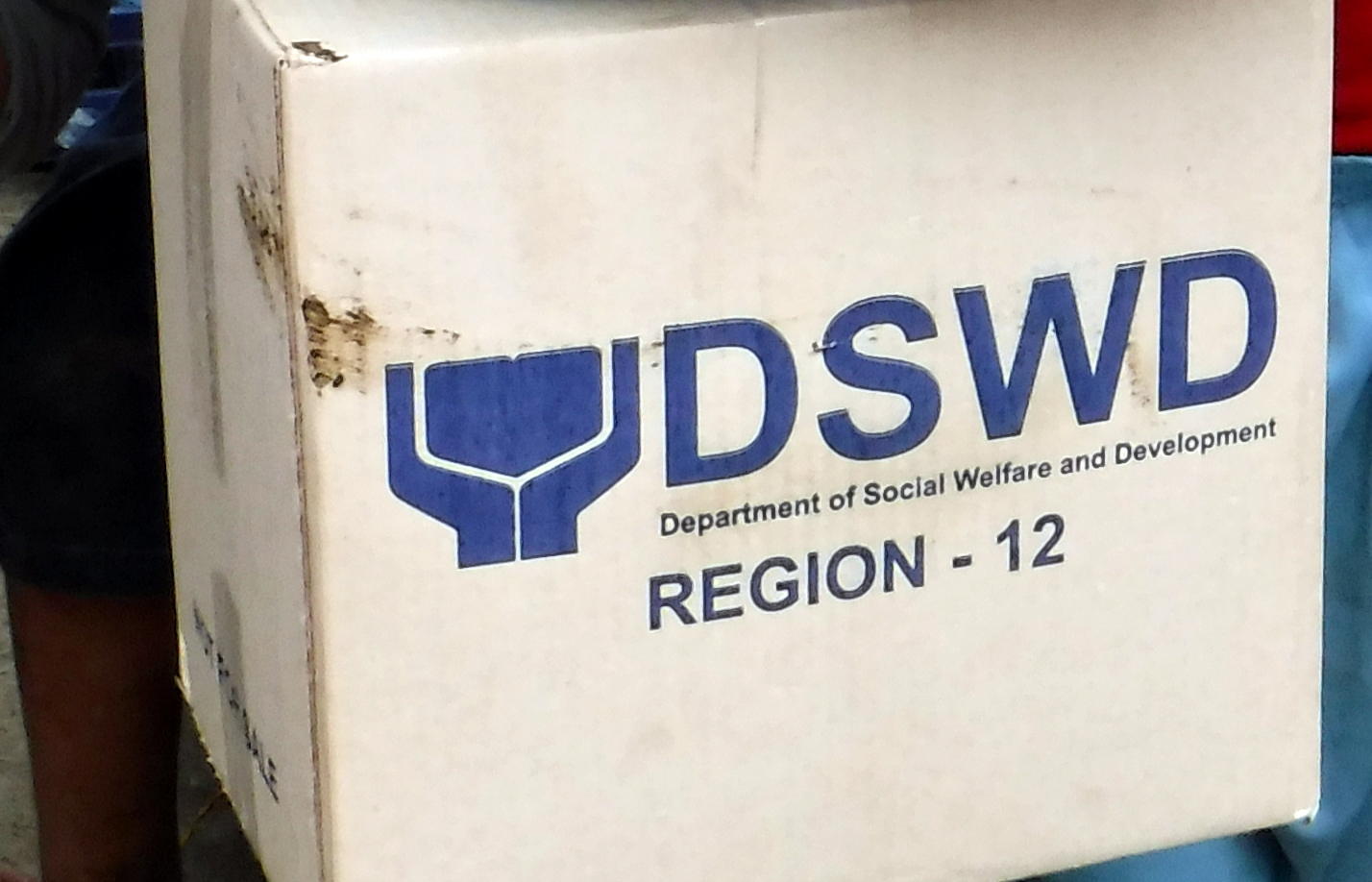 DSWD assures aid to calamity victims in Region 12