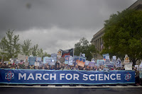 March for science (Credit: Time Health) Click to Enlarge.