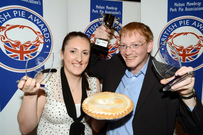 Morecambe FC British Pie Awards 2014