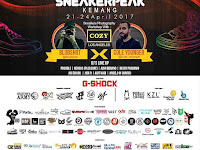 Sneaker Peak di Lippo Mall Kemang