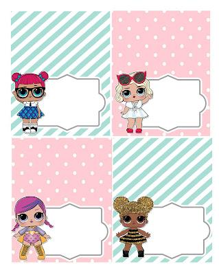 l.o.l. dolls birthday printables