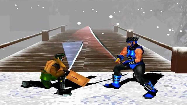 Bushido Blade screenshot 2