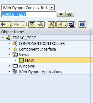 Unleashing SAP - Power: Simple Example for Drag And Drop In