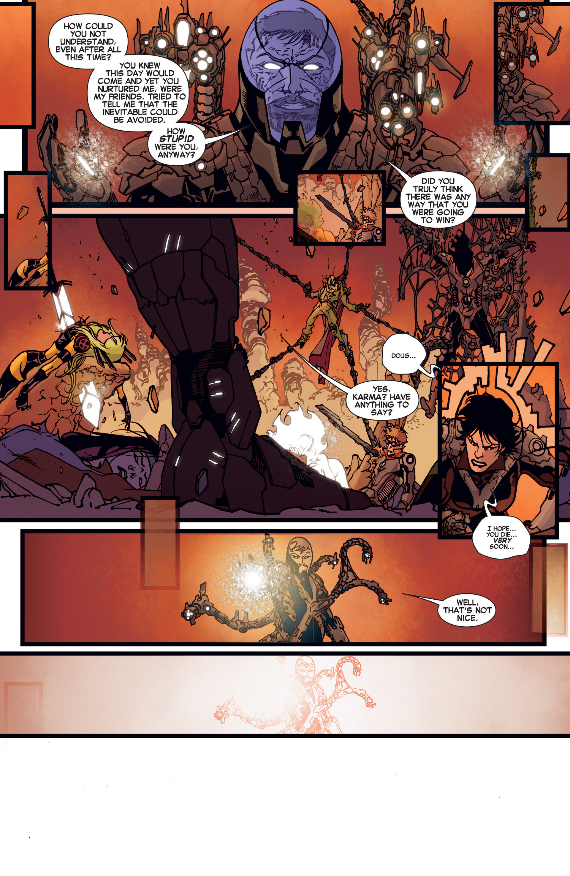 Read online All-New X-Factor comic -  Issue #6 - 3