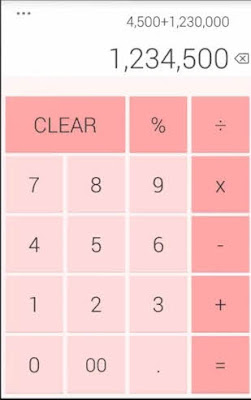 aplikasi kalkulator android terbaru canggih calculator
