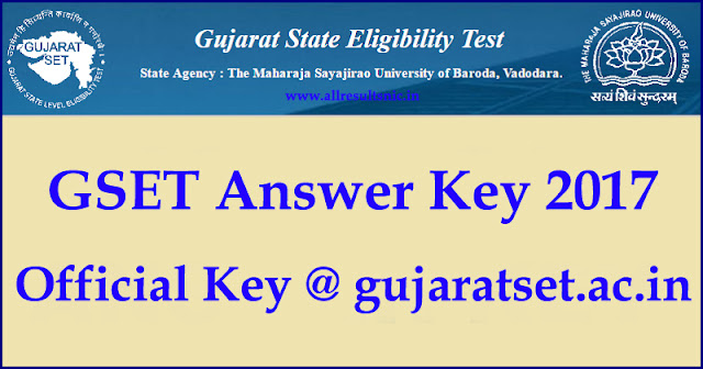 gujarat-gset-exam-answer-key-2017