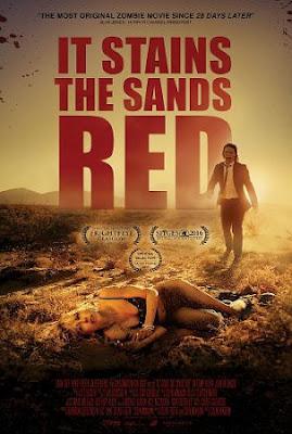 It Stains the Sands Red [2016] [NTSC/DVDR- Custom HD] Ingles, Subtitulos Español Latino