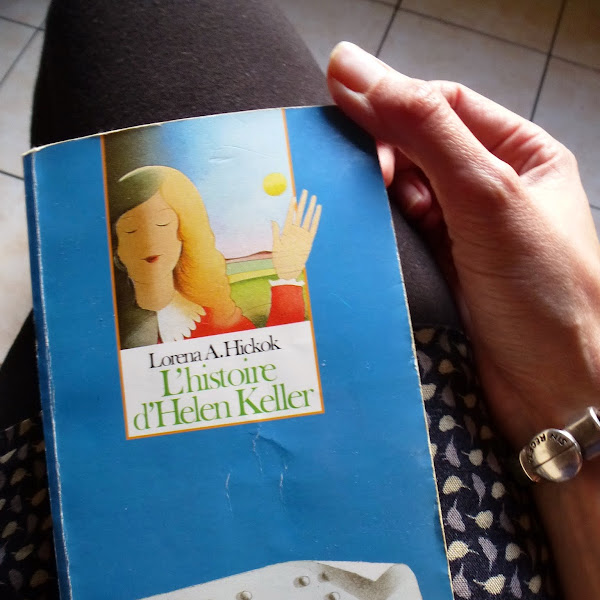 L'histoire d'Helen Keller de Lorena A Hickok