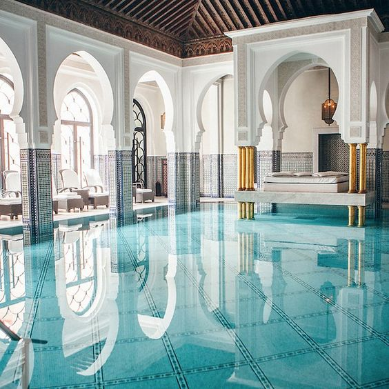 Hôtel de rêve Maroc Paulin's District