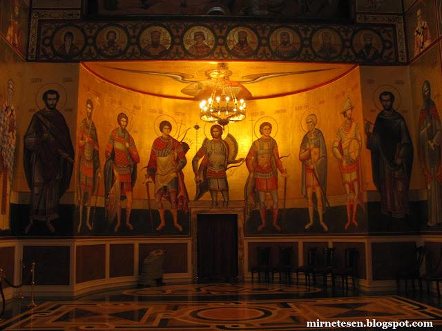 Соборная Церковь - Подгорица, Черногория