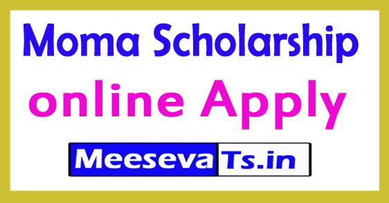 Moma Scholarship online Apply Minority Scholarship 2018 Students List