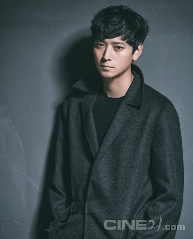 Kang Dong Won, Kang Dong Won Cine21, Kang Dong Won 2017