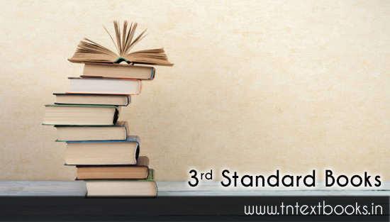 Tamilnadu 3rd Standard New Books