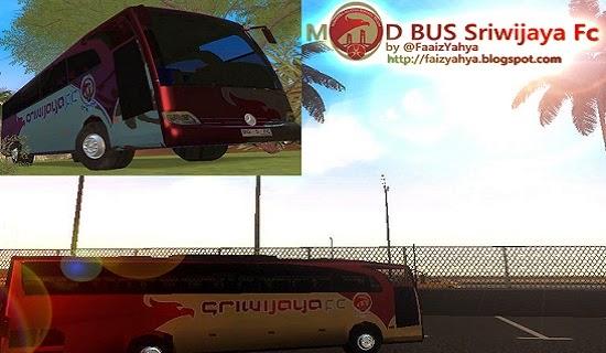 MOD Bus Sriwijaya FC