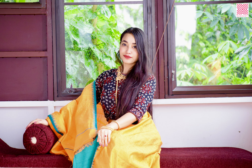 d410fc9e3b Traditional Costumes for Women in Manipur