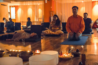 ​Discover YOUGA The Yoga of YOU on International Yoga day with Shoonyam Temple & The Integral Space