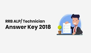 RRB ALP 2018 Answer Key