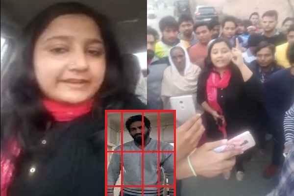 sangita-dahiya-arrested-by-gurugram-police-bobby-kataria-news