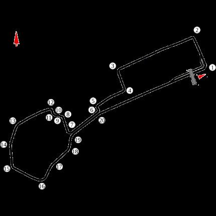 Jadwal dan Hasil Formula 1 Satu One Baku Azerbaijan 2017 F1
