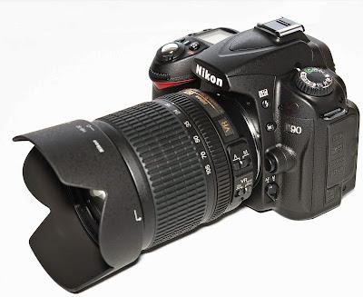 Spesifikasi Nikon D90