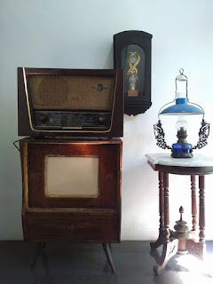 Dijual Radio Tabung Jaman JEBOT