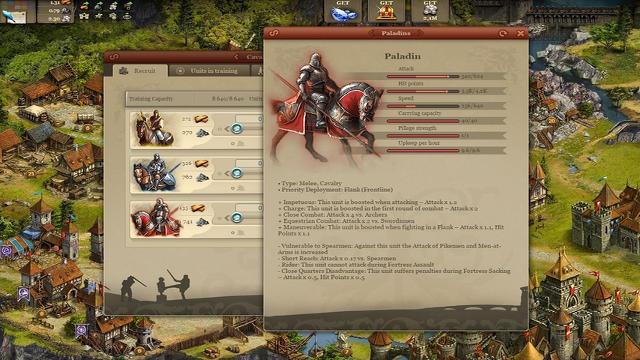 Imperia Online - Image du Jeu