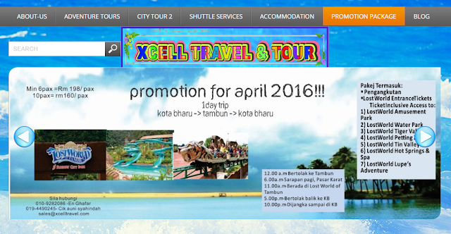 XCELL TRAVEL & TOUR