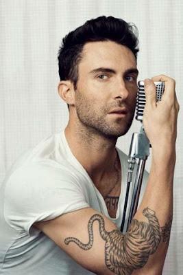 download besplatne slike za mobitele Adam Levine američki pjevač bend Maroon 5