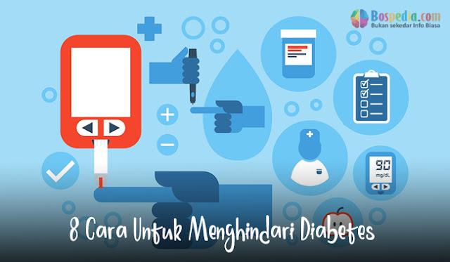 8 Cara Untuk Menghindari Diabetes