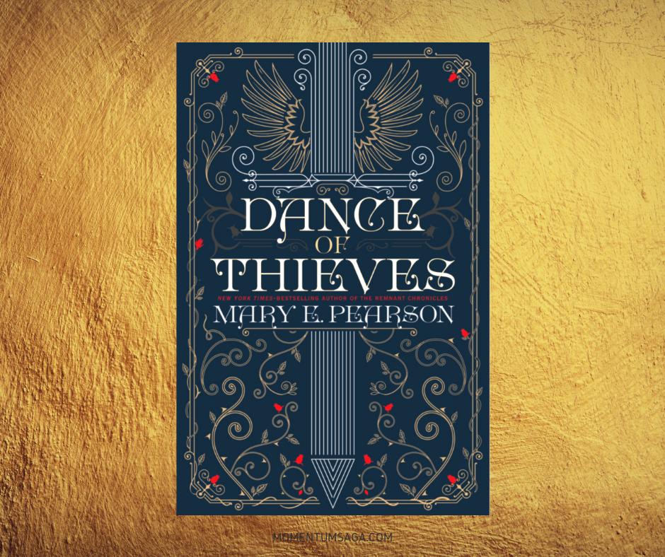 Resenha: Dance of Thieves, de Mary E. Pearson