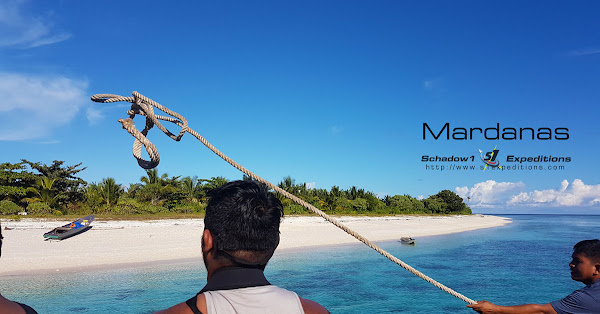 Mardanas Island, Tawi-Tawi - Schadow1 Expeditions