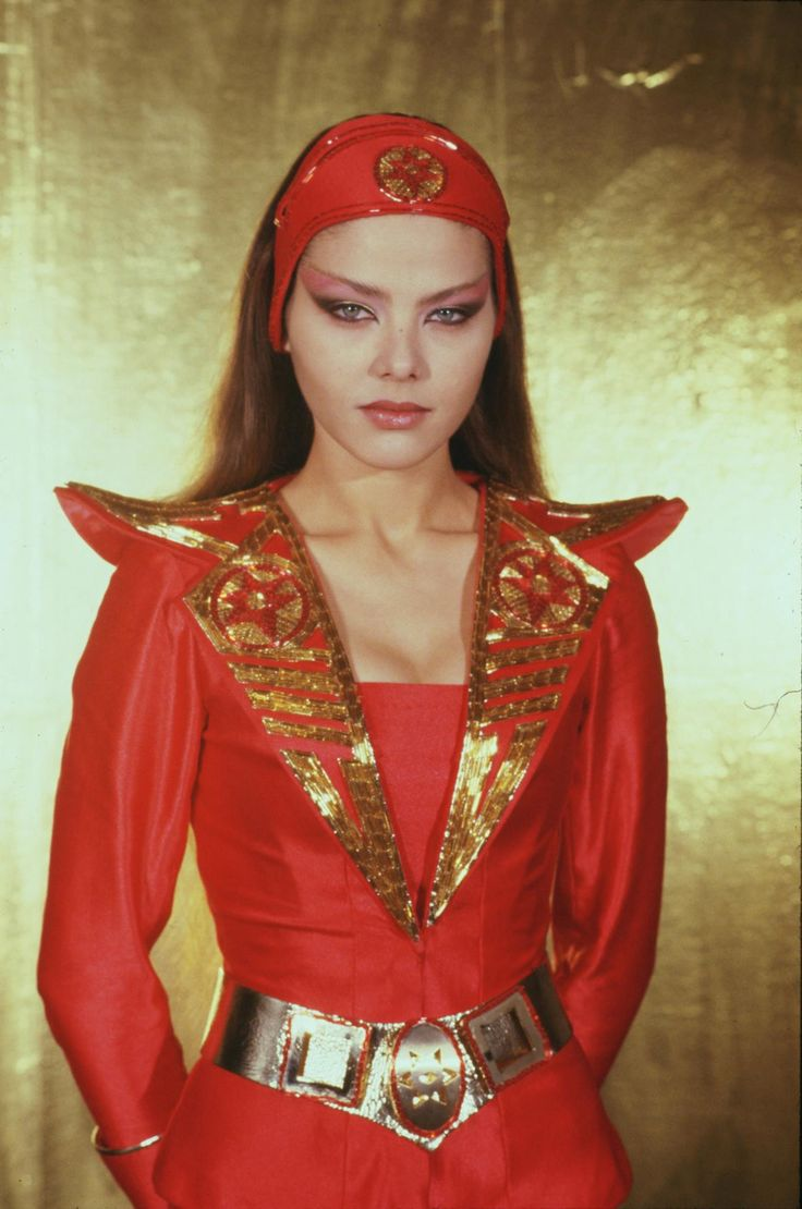 Princess Aura From Flash Gordon Marvel in the Silver A...
