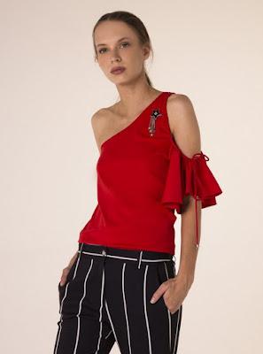Hombros al descubierto. La moda que se impone en Argentina.