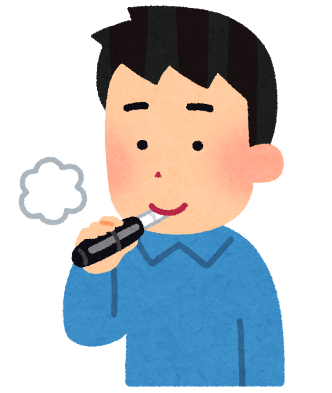 図:電子タバコと脳卒中