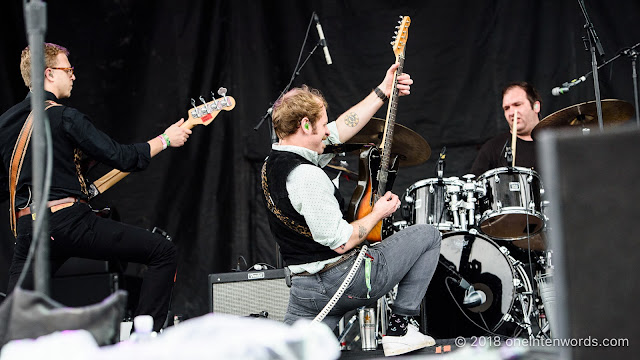Deer Tick on the Fort York Stage at Field Trip 2018 on June 3, 2018 Photo by John Ordean at One In Ten Words oneintenwords.com toronto indie alternative live music blog concert photography pictures photos