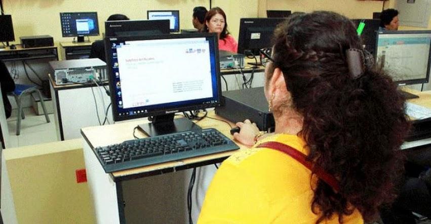 UGEL Lambayeque lanza concurso de portales web de colegios públicos