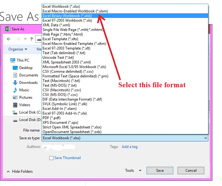 Excel-VBA Solutions: XLSB File