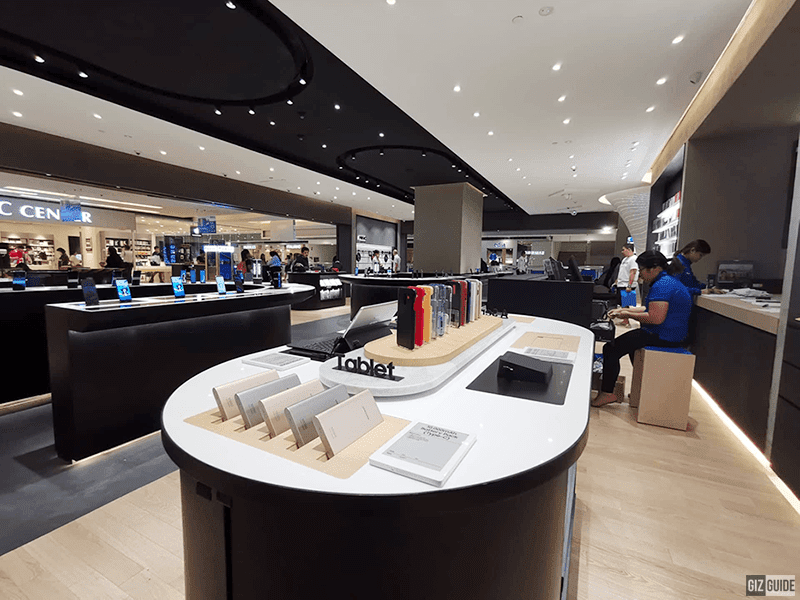 Samsung opens revamped Experience Store at SM Megamall