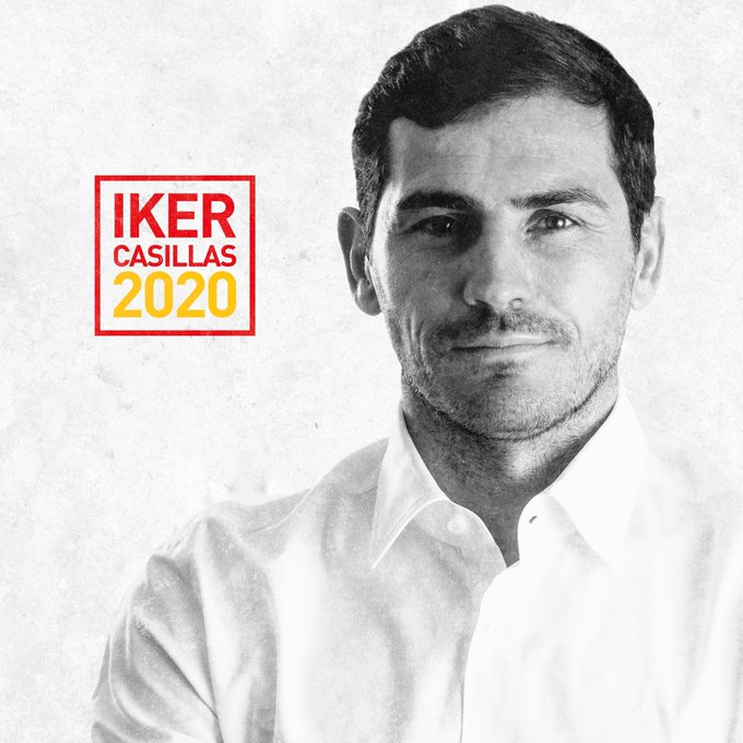 Real Madrid legend Iker Casillas to run for presidency of Spanish FA