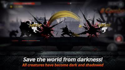 Dark Sword v1.3.3 APK Mod Gold/Souls/Stamina Terbaru Android