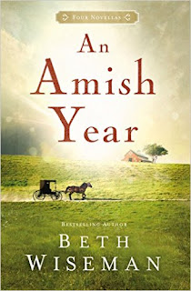 An Amish Year By Beth Wiseman