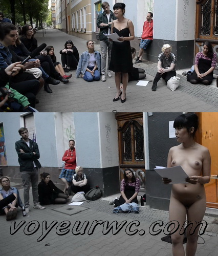 Burlesque: performance art and stripping. Public Bodies: Nude Models and Body Confidence(Naked Theater 24)