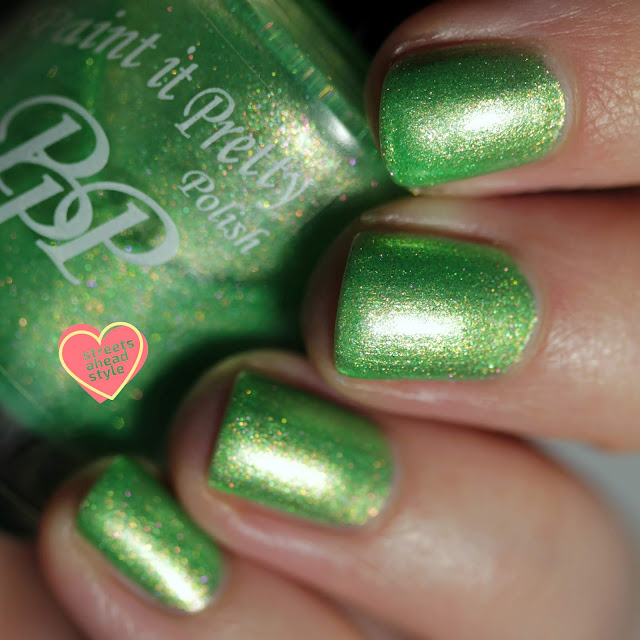 Paint It Pretty Polish Zoinks swatch by Streets Ahead Style