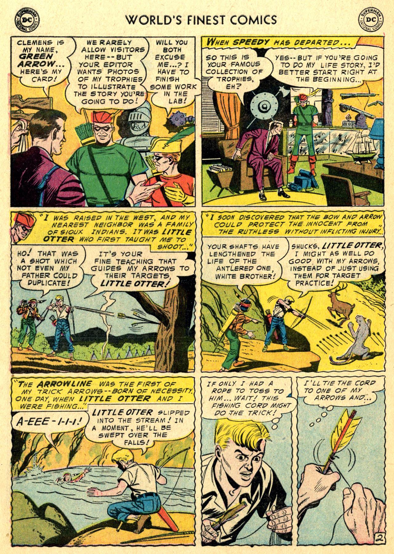 Read online World's Finest Comics comic -  Issue #82 - 27