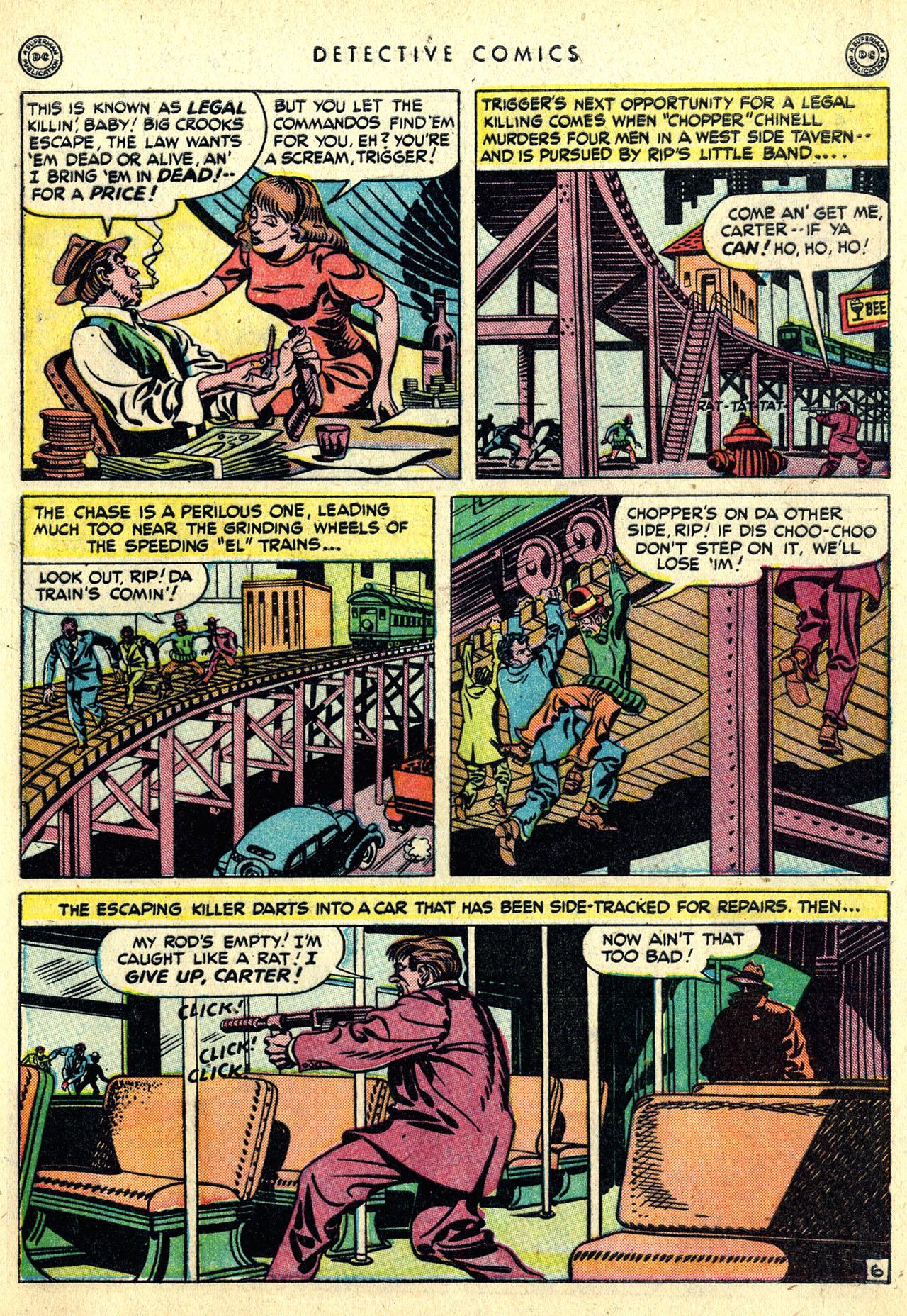 Read online Detective Comics (1937) comic -  Issue #133 - 43