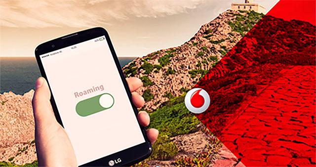Vodafone mejora sus condiciones Roaming