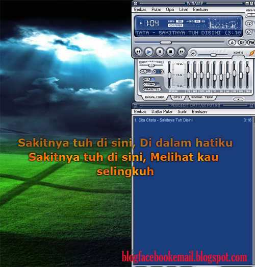 download pemutar suara winamp