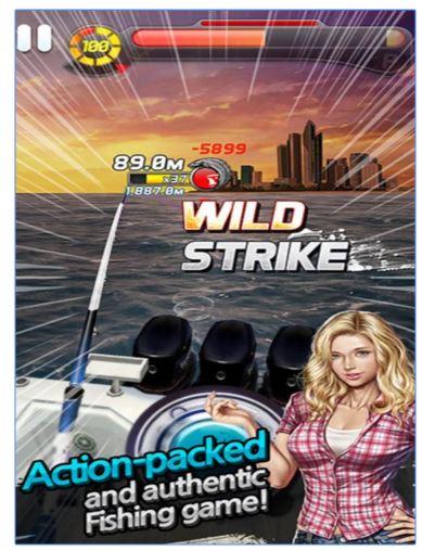 Ace Fishing : Wild Catch