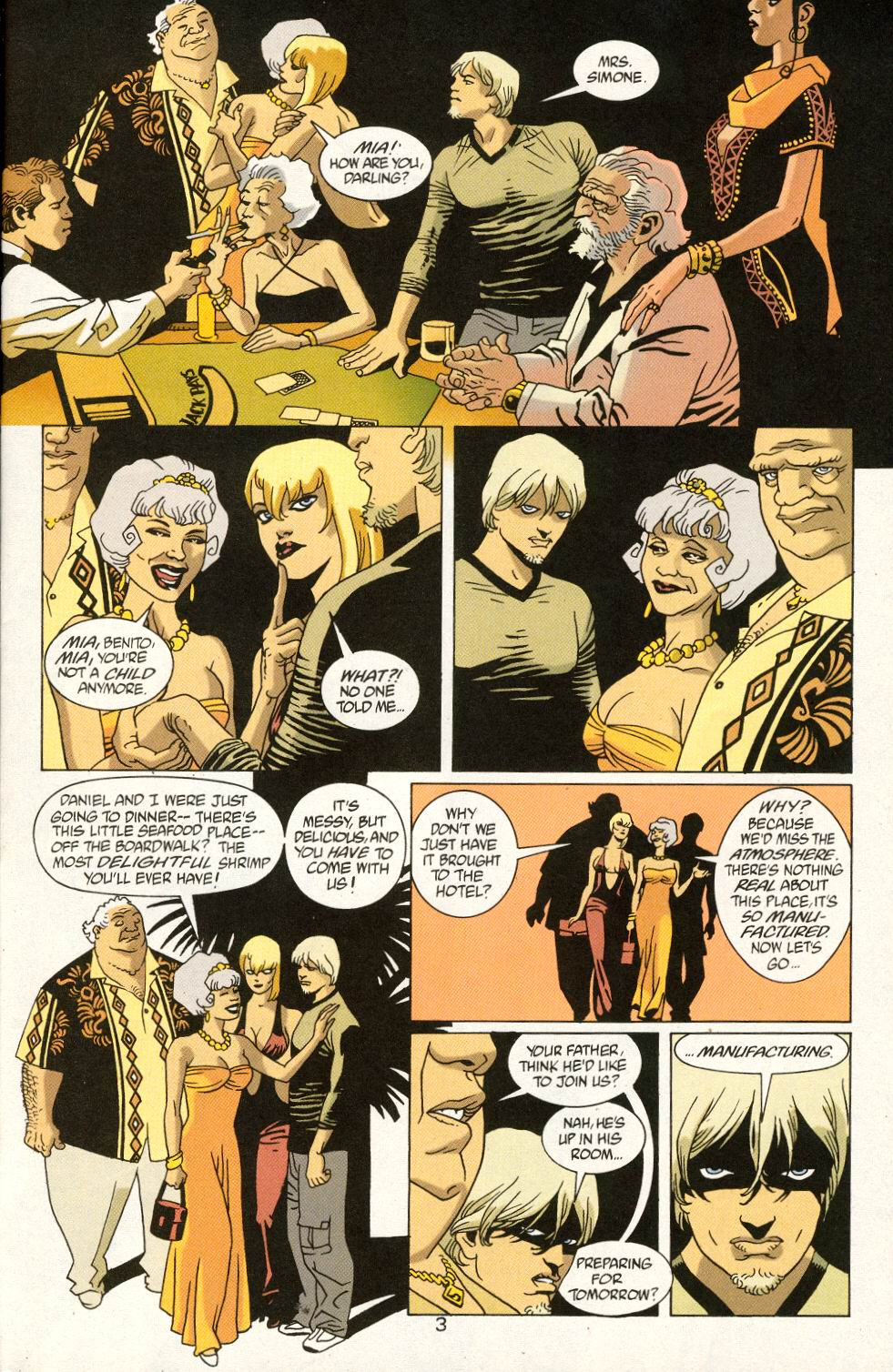 Read online 100 Bullets comic -  Issue #24 - 5