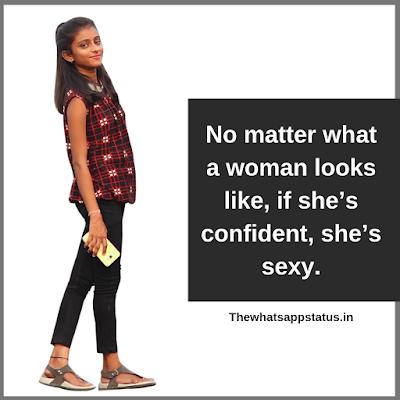 Attitude Girl Status